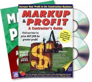 Markup & Profit for Contractors from www.qualityplans.com
