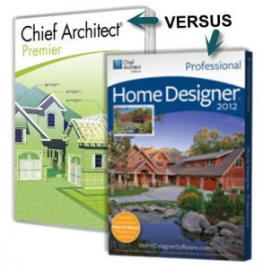 Chief Archtiect X4 Versus Home Designer Pro 2012 Part 33